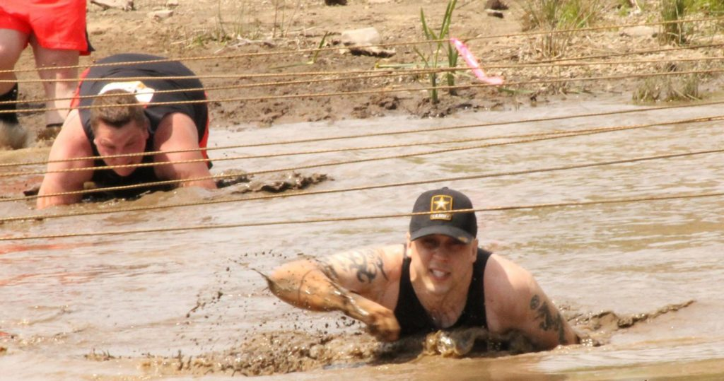 Thunder Run Mud Run, Obstacle Race New Hampshire